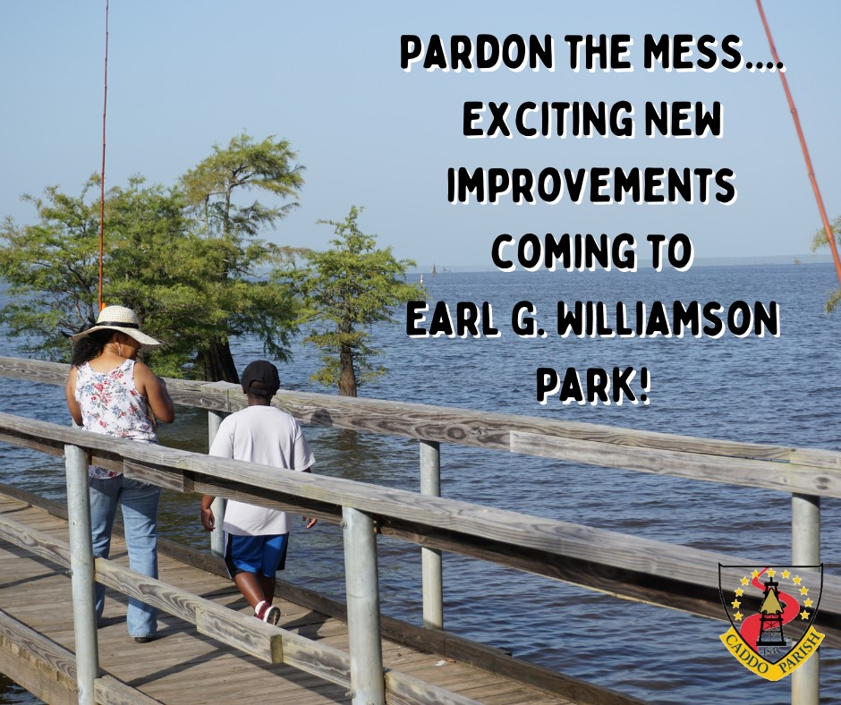 """Featured image for """"Earl G. Williamson park to close for improvements; boat launch to remain open"""""""