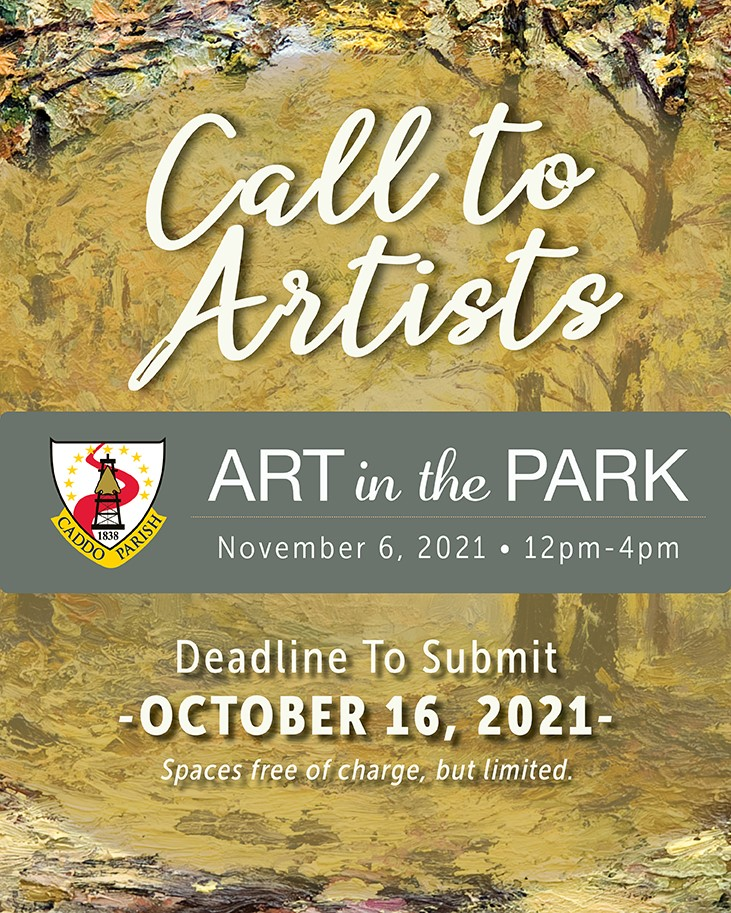 """Featured image for """"Call for Artists at Art in the Park"""""""
