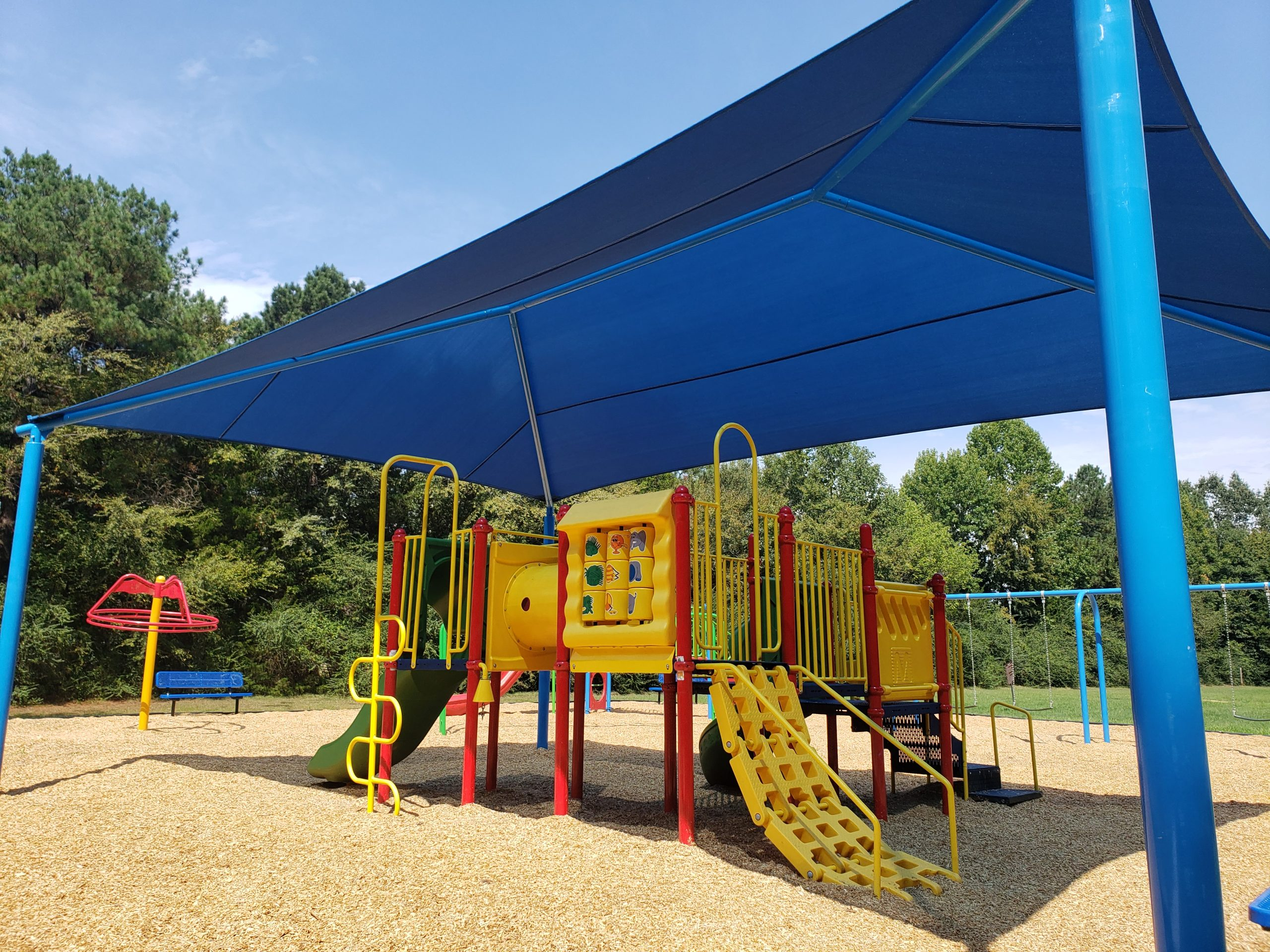 """Featured image for """"Richard Fleming Park Upgrades Complete"""""""
